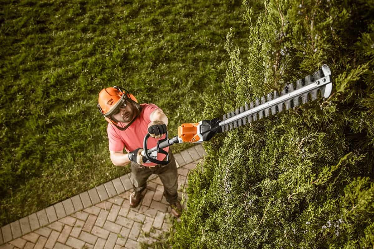 Кусторезы для сада