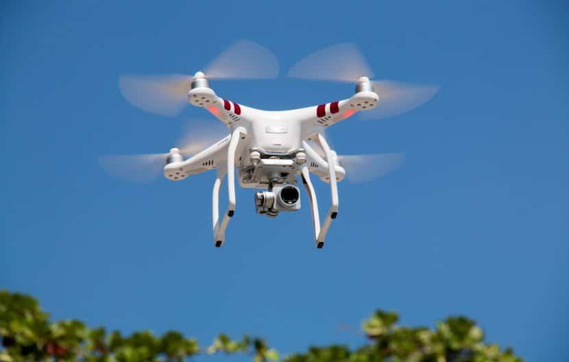 Квадрокоптеры с дальностью полета 1 км